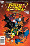Cover for Justice League of America (DC, 2006 series) #2 [Newsstand]