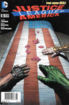 Cover Thumbnail for Justice League of America (2013 series) #5 [Newsstand]
