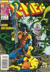 Cover for X-Men (Editora Abril, 1988 series) #63