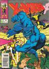 Cover for X-Men (Editora Abril, 1988 series) #64