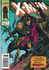 Cover for X-Men (Editora Abril, 1988 series) #65