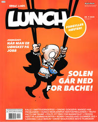 Cover Thumbnail for Lunch (Strand Comics, 2019 series) #9/2020