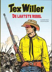 Cover Thumbnail for Tex Willer (HUM!, 2014 series) #[1] - De laatste rebel