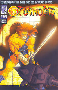 Cover Thumbnail for Cosmocats (Semic S.A., 2003 series) #3