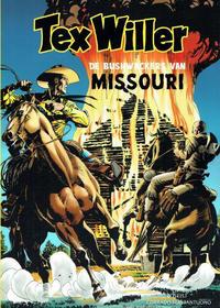 Cover Thumbnail for Tex Willer (HUM!, 2014 series) #5 - De bushwackers van Missouri