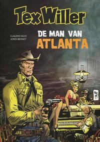 Cover Thumbnail for Tex Willer (HUM!, 2014 series) #7 - De man van Atlanta