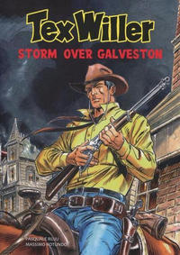 Cover Thumbnail for Tex Willer (HUM!, 2014 series) #8 - Storm over Galveston