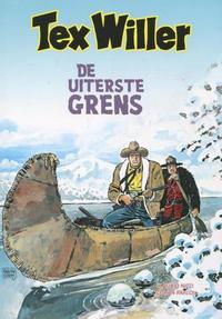 Cover Thumbnail for Tex Willer (HUM!, 2014 series) #9 - De uiterste grens