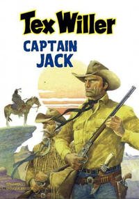 Cover Thumbnail for Tex Willer (HUM!, 2014 series) #10 - Captain Jack