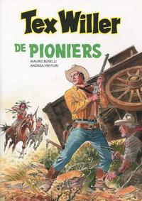 Cover Thumbnail for Tex Willer (HUM!, 2014 series) #11 - De pioniers