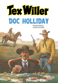 Cover Thumbnail for Tex Willer (HUM!, 2014 series) #13 - Doc Holliday
