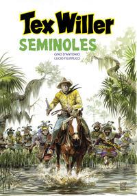 Cover Thumbnail for Tex Willer (HUM!, 2014 series) #14 - Seminoles