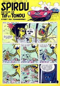 Cover Thumbnail for Spirou (Dupuis, 1947 series) #988
