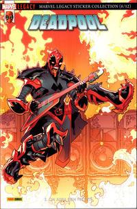 Cover Thumbnail for Marvel Legacy : Deadpool (Panini France, 2018 series) #2 - On aura bien profité