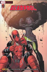 Cover Thumbnail for Marvel Legacy : Deadpool (Panini France, 2018 series) #4 - C'est peut-être la fin d'une belle amitié