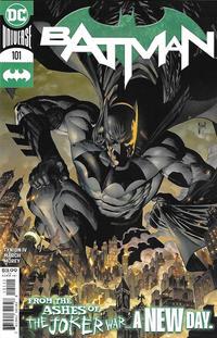 Cover Thumbnail for Batman (DC, 2016 series) #101