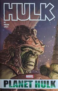 Cover Thumbnail for Hulk: Planet Hulk Omnibus (Marvel, 2017 series)