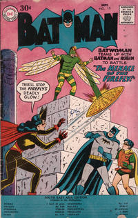 Cover Thumbnail for Batman (Chronicle Publications, 1958 series) #15