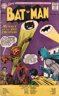 Cover Thumbnail for Batman (Chronicle Publications, 1958 series) #28