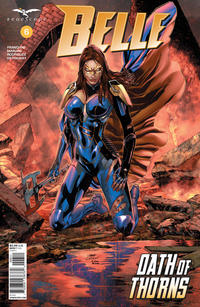 Cover Thumbnail for Belle: Oath of Thorns (Zenescope Entertainment, 2019 series) #6