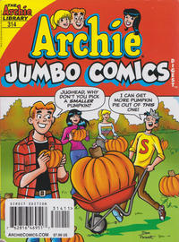 Cover Thumbnail for Archie (Jumbo Comics) Double Digest (Archie, 2011 series) #314