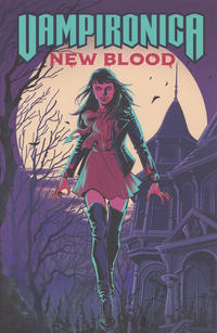 Cover Thumbnail for Vampironica (Archie, 2019 series) #2 - New Blood