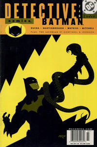 Cover Thumbnail for Detective Comics (DC, 1937 series) #746 [Newsstand]
