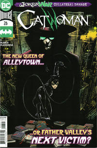 Cover Thumbnail for Catwoman (DC, 2018 series) #26