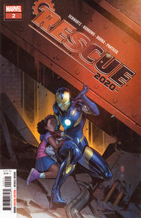Cover Thumbnail for 2020 Rescue (Marvel, 2020 series) #2