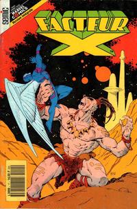 Cover Thumbnail for Facteur X (Semic S.A., 1989 series) #11