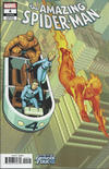 Cover Thumbnail for Amazing Spider-Man (2018 series) #4 (805) [Variant Edition - Return of the Fantastic Four - Chris Sprouse Cover]