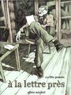 Cover for À la lettre près (Albin Michel, 2005 series)
