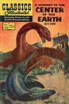 Cover for Classics Illustrated (Gilberton, 1947 series) #138 [HRN 158] - A Journey to the Center of the Earth