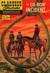 Cover for Classics Illustrated (Gilberton, 1947 series) #125 [HRN 143] - The Ox-Bow Incident