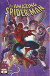 Cover Thumbnail for Amazing Spider-Man (2018 series) #33 (834) [Walmart Exclusive Variant Alex Ross Art]
