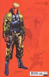 Cover Thumbnail for Batman (2016 series) #101 [Jorge Jimenez Grifter Cardstock Variant Cover]