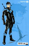 Cover Thumbnail for Batman (2016 series) #99 [Jorge Jimenez Nightwing Cardstock Variant Cover]