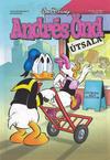 Cover for Andrés Önd (Edda, 2000 series) #14/2017