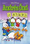 Cover for Andrés Önd (Edda, 2000 series) #3/2017
