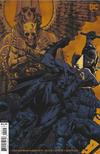Cover for The Batman's Grave (DC, 2019 series) #9 [Stephen Platt Cardstock Variant Cover]