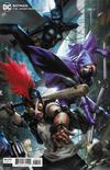 Cover Thumbnail for Batman: The Joker War Zone (2020 series) #1 [Derrick Chew Cardstock Variant Cover]