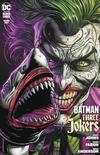 Cover Thumbnail for Batman: Three Jokers (2020 series) #1 [Jason Fabok Second Printing Joker Shark Variant Cover]