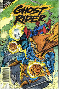 Cover Thumbnail for Ghost Rider (Semic S.A., 1991 series) #9