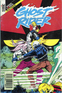 Cover Thumbnail for Ghost Rider (Semic S.A., 1991 series) #2