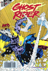 Cover Thumbnail for Ghost Rider (Semic S.A., 1991 series) #5