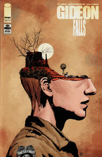 Cover Thumbnail for Gideon Falls (Image, 2018 series) #24 [Cover A by Andrea Sorrentino]