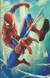 Cover Thumbnail for Amazing Spider-Man (Marvel, 2018 series) #7 (808) [Variant Edition - Marvel Battle Lines - Sujin Jo Cover]