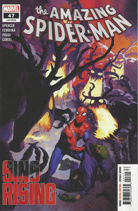 Cover Thumbnail for Amazing Spider-Man (Marvel, 2018 series) #47 (848)