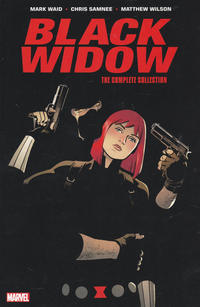 Cover Thumbnail for Black Widow by Waid & Samnee: The Complete Collection (Marvel, 2020 series)