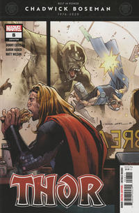Cover Thumbnail for Thor (Marvel, 2020 series) #8